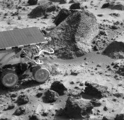 mars rover july 4 1997 - photo #35
