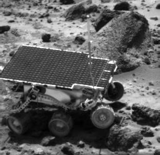 mars rover july 4 1997 - photo #15