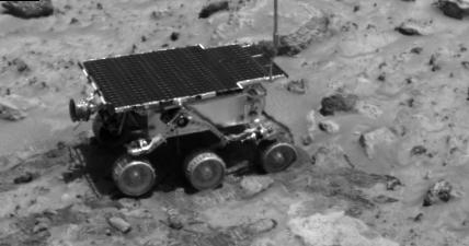 mars rover july 4 1997 - photo #14