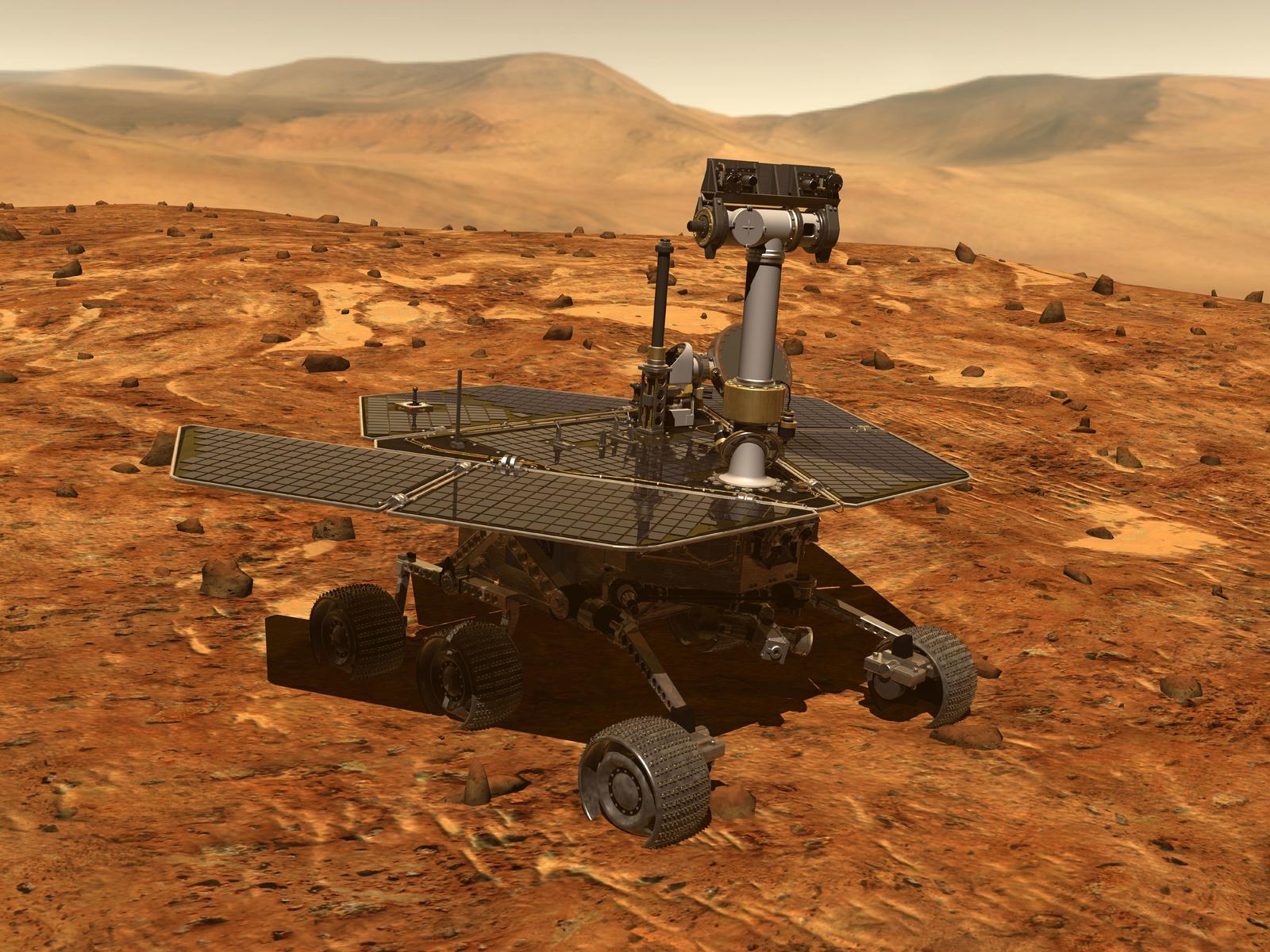 Mars Exploration Rovers Artist's Concept 3 – NASA's Mars ...