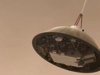 mars rover landing animation - photo #20