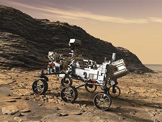 NASA's Mars 2020 Rover Artist's Concept #5