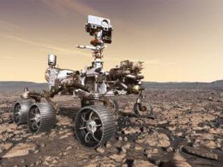 NASA's Mars 2020 Rover Artist's Concept #6