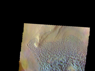 Investigating Mars: Rabe Crater