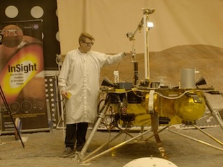 Tour a Mars Robot Test Lab