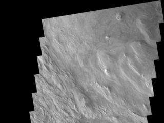 Candor Chasma Floor