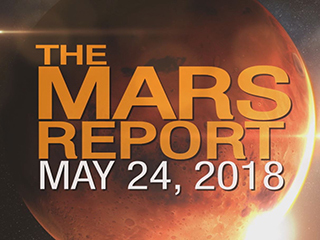 NASA's InSight lander and MarCO CubeSats are on their way to the Red Planet, a tiny helicopter will hitch a ride with the Mars 2020 rover mission, and Curiosity's drill is back in business!