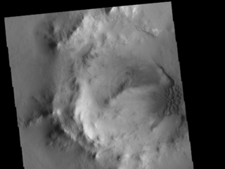 Milankovic Crater Dunes