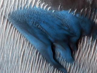 Once in a Blue Dune