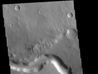 Xanthe Terra Channel