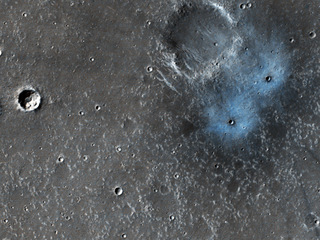 New Crater Blues