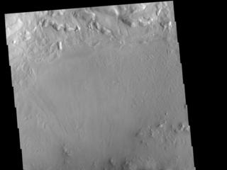 Terra Sabaea Crater