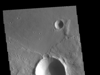 Doublet Crater