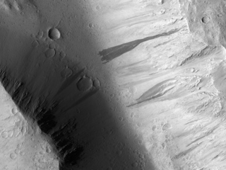 The Dark Side of Dust Avalanches