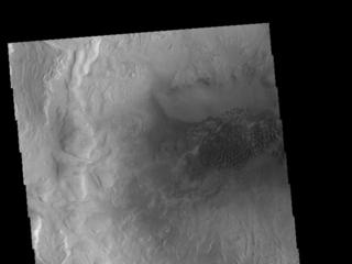 Crater Dunes