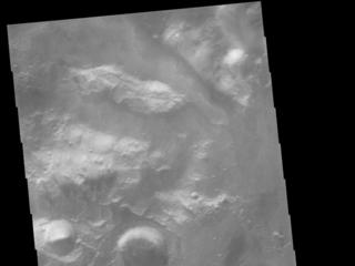 Russel Crater Dunes