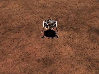 mars insight landing animation - photo #3