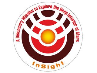 Astronauts & Space Travel Historical Memorabilia Nasa Insight Mission Stickers