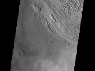 Spallanzani Crater