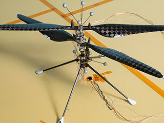 Mars Helicopter Prototype