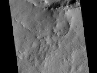 Crater Gullies