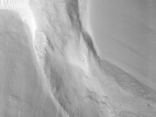 A Snow Plow Landslide