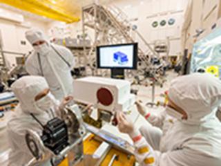 NASA's Mars 2020 Rover Gets HD Eyes