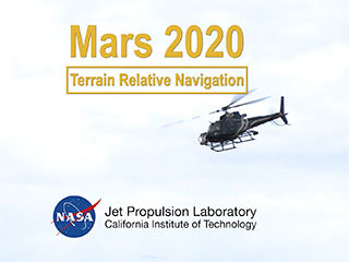 NASA Mars Helicopter Technology Demonstration – NASA's Mars