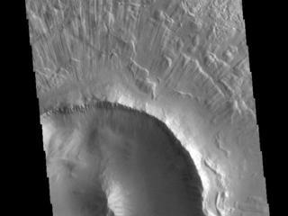 Radial Ejecta