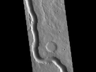 Scamander Vallis