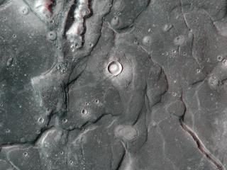 Cydonia Labyrinthus