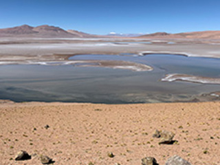South America's Altiplano Looks Like Mars