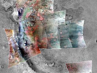 Jezero Crater Minerals