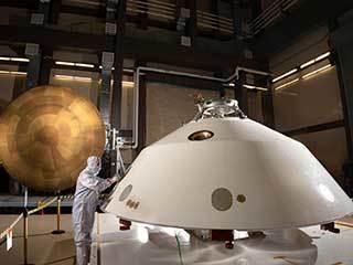 Mars 2020's Aeroshell