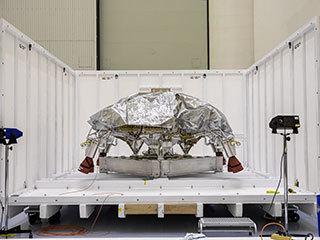 Mars 2020 Sky Crane Processing in PHSF