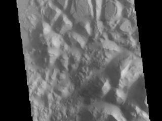 Orson Welles Crater Chaos