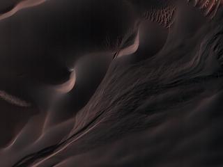 An Active Gully in Matara Crater