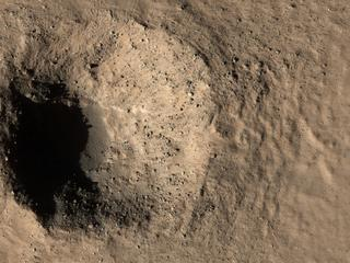 Two Young Craters