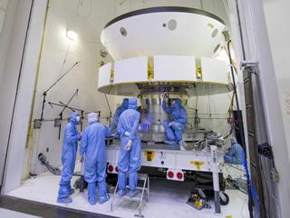 Mars Mission Sound Check