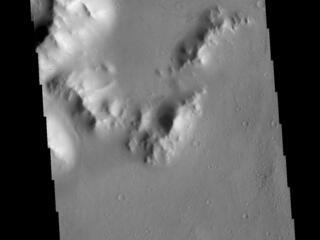 Burton Crater