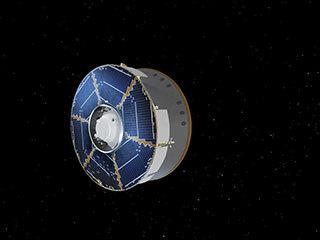Rover Perseverance odletěl k Marsu, veze s sebou také malou helikoptéru