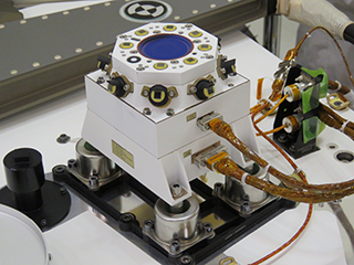 MEDA's Radiation and Dust Sensor