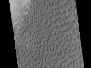 Rabe Crater Dunes