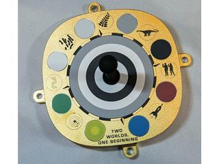 Mastcam-Z's Calibration Target