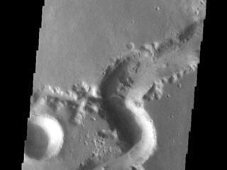 Nirgal Vallis