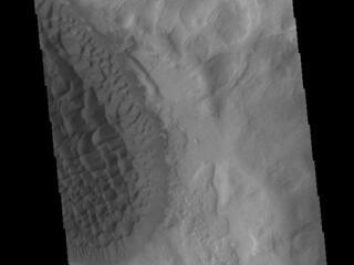 Matara Crater Dunes