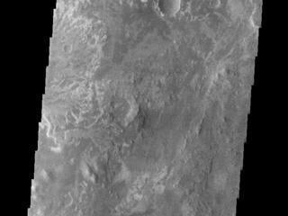 Eberswalde Crater Delta