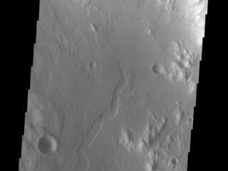 Terra Cimmeria Crater