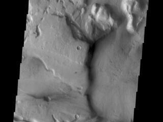 Niger Vallis