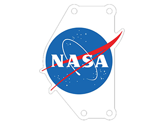 NASA Insignia Plate Artwork